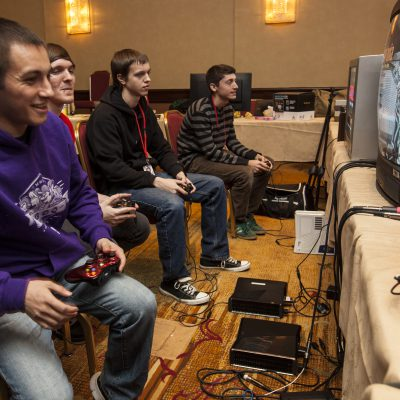 Image for Awesome Games Done Quick video game marathon for charity this weekend