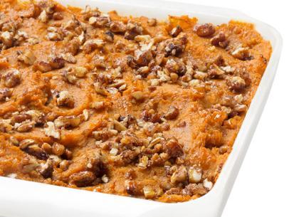 Make Thanksgiving Sweet Potato Casserole for Less Than 200 Calories