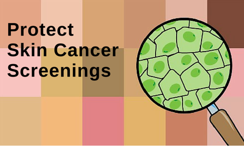 Support Skin Cancer Screenings