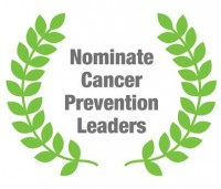 Image for Cancer Prevention Laurels Awards– Nominations now open!