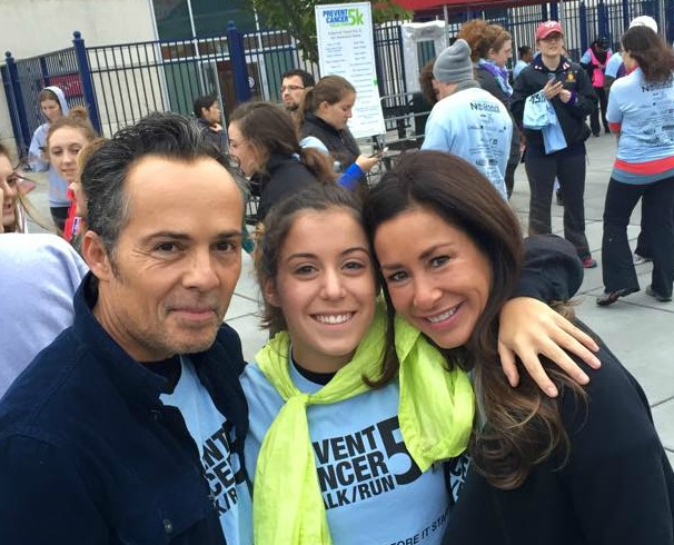 What the Prevent Cancer 5k Walk/Run Means to Me