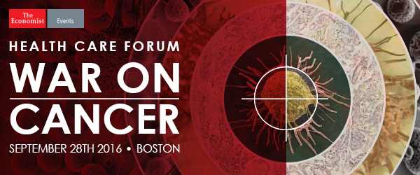The Economist's Healthcare Forum: War on Cancer