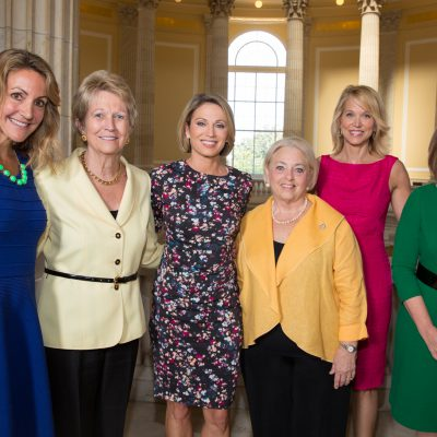 Image for Cancer Prevention Leaders Honored at the 24th Annual Congressional Families Awards Luncheon