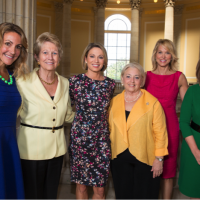 Image for Bipartisan event recognizes leadership in cancer prevention