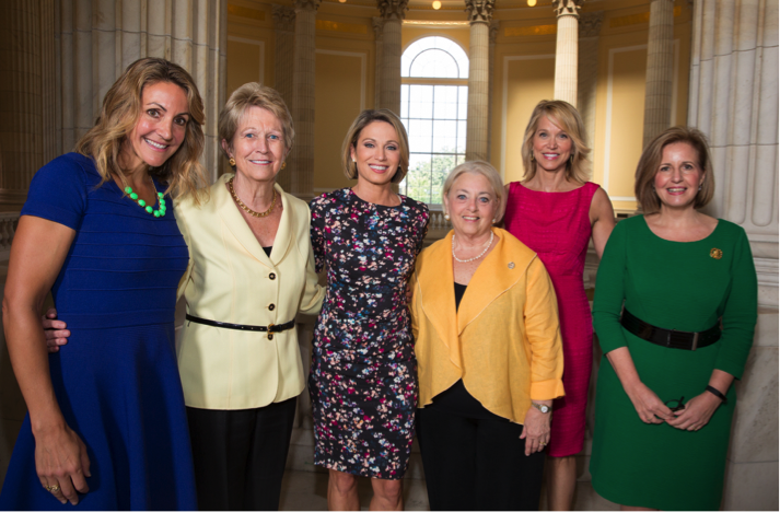 Bipartisan event recognizes leadership in cancer prevention