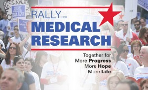 A cause everyone can get behind—increasing funding for medical research