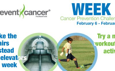 Image for Let's do Cancer Prevention Month right