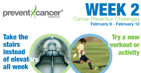 Let's do Cancer Prevention Month right