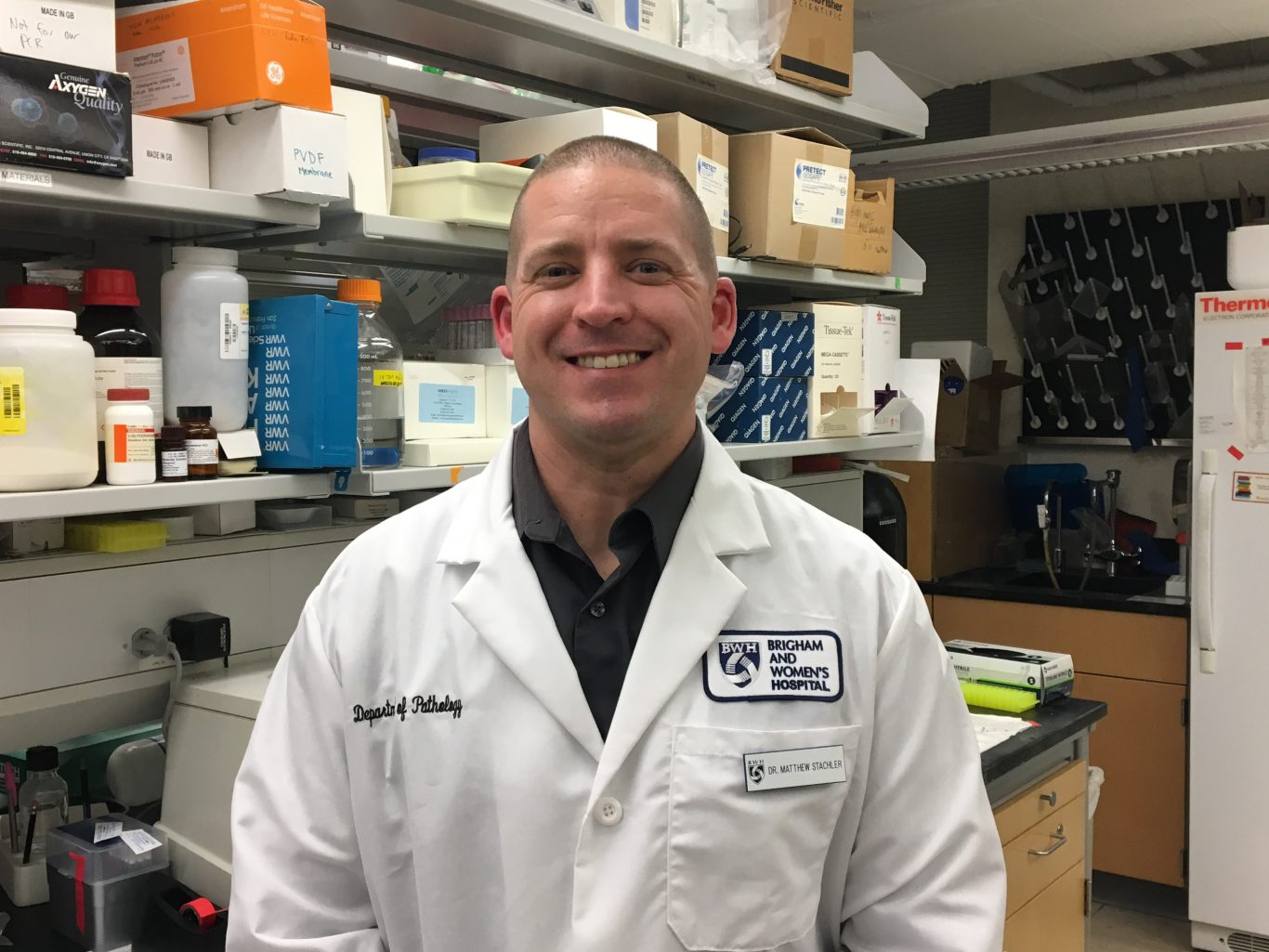 Working to prevent esophageal cancer
