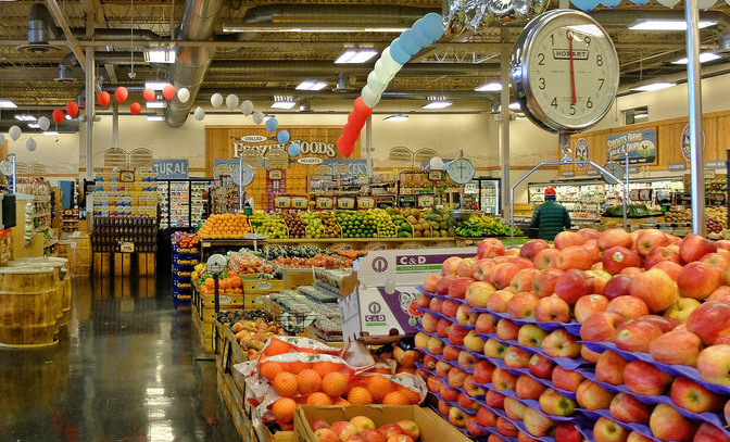 Build a healthy diet in your grocery cart