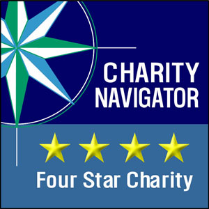 Charity Navigator -- Four Star Charity