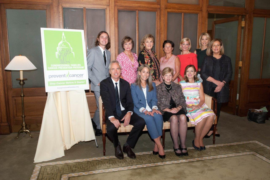 Bipartisan event celebrates 25 years honoring cancer leaders