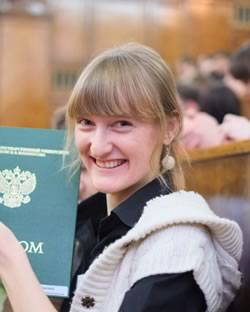 Olga Aleksandrovna Vlasova