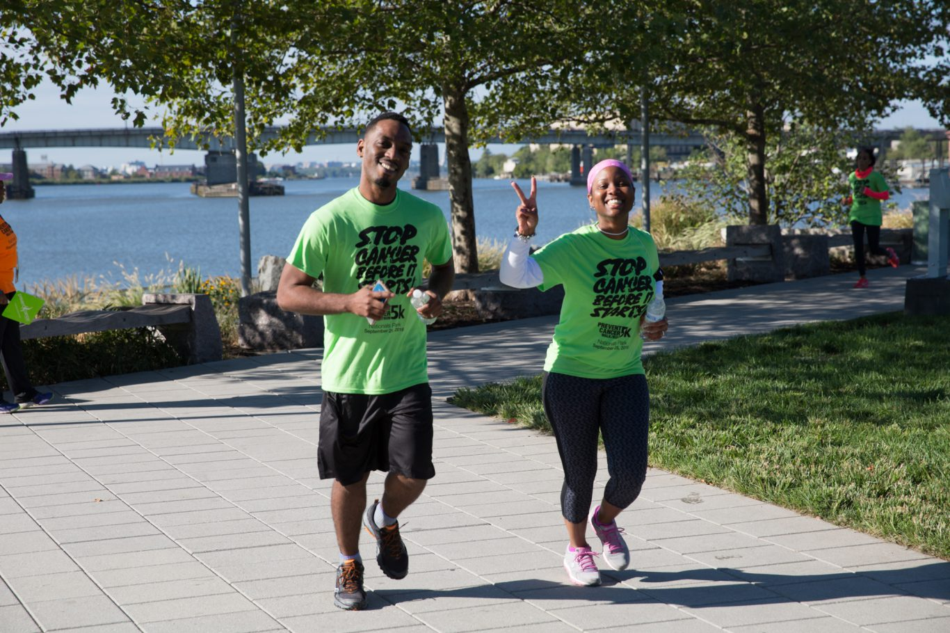 How to train and prepare for your first 5k