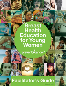 Breast Health for Young Women Facilitator's Guide