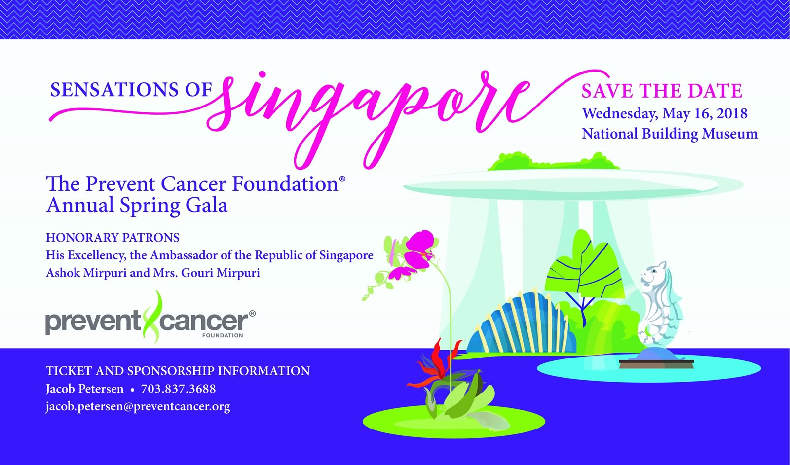 2018 Prevent Cancer Spring Gala