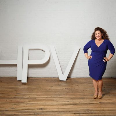 Image for Celebrity Big Brother winner and Broadway star Marissa Jaret Winokur wants you to Think About the Link® between HPV and cancer