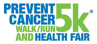 Media Advisory for November 5–Prevent Cancer Foundation 5k Walk/Run and Health Fair
