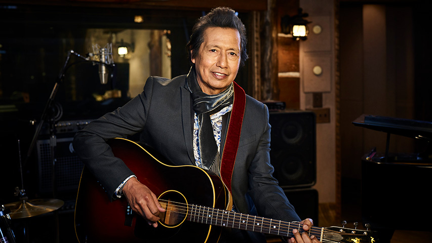 Alejandro Escovedo for Think About the Link