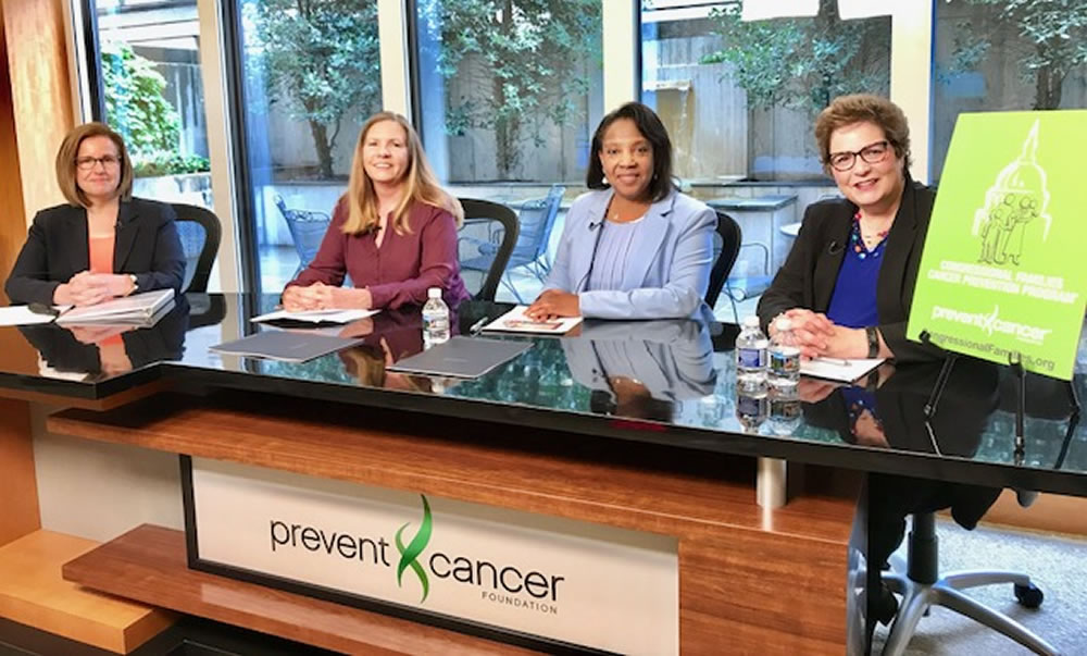 Congressional Families Cancer Prevention Program hosts webcast on social determinants of health