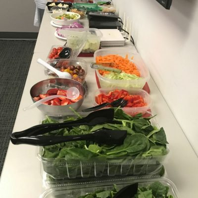 Image for Start Salad Bowl Day in your workplace