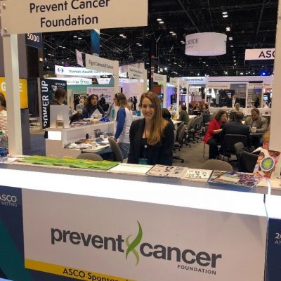 Image for Cancer prevention at ASCO 2018