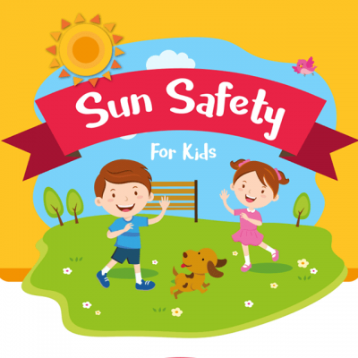 Image for Keep your kids safe in the sun