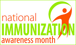 Image for National Immunization Awareness Month