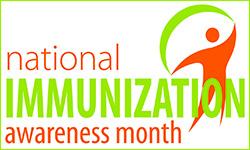 Image for National Immunization Awareness Month