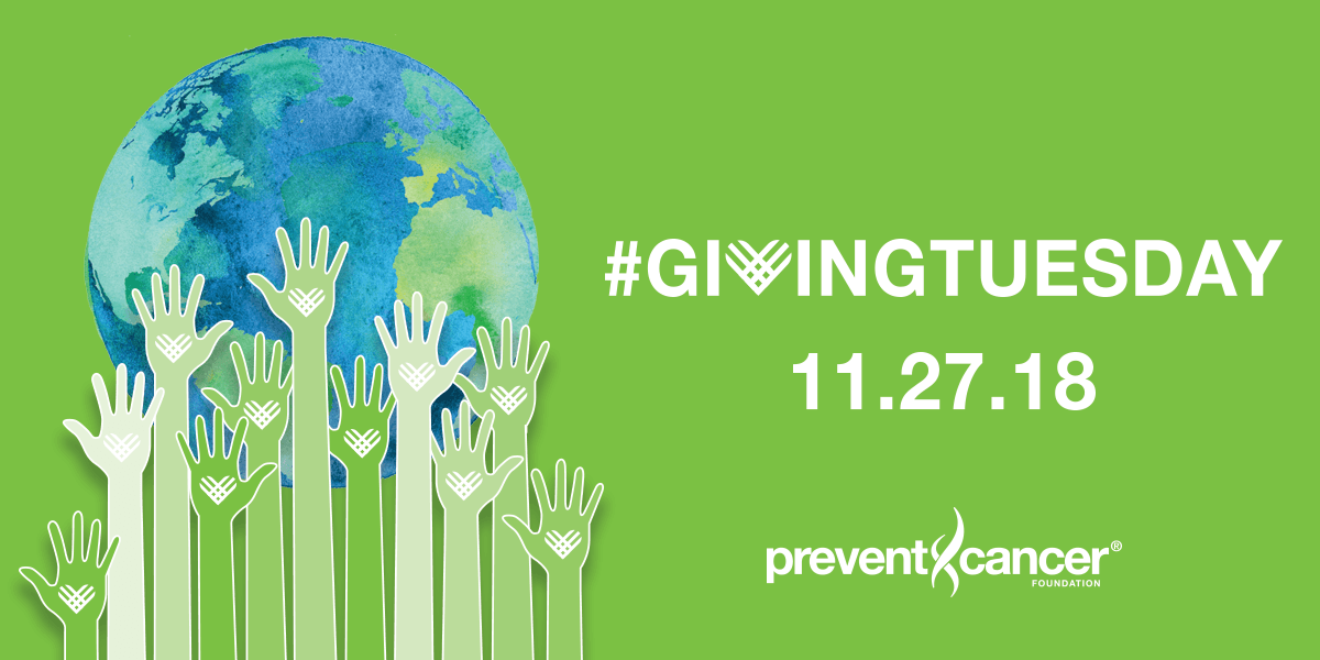 #GivingTuesday -- 11.27.18