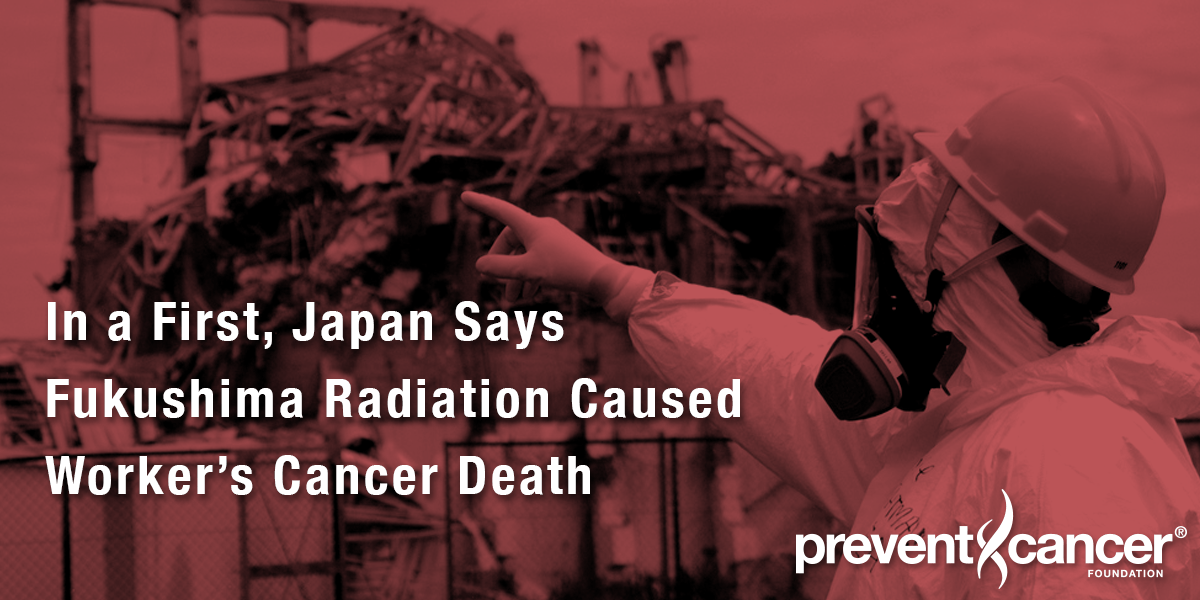 In a first, Japan says Fukushima radiation caused worker's cancer death