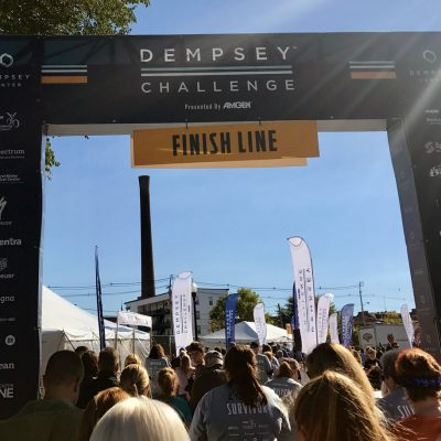 Image for The Power of Community: 2018 Dempsey Challenge