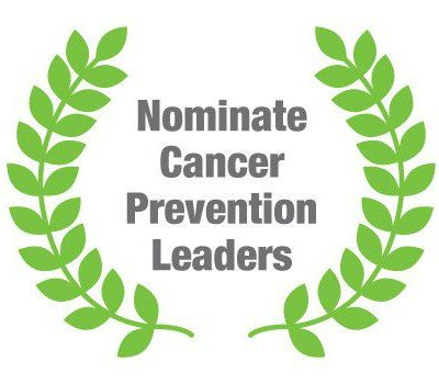 Image for Nominations now open: 2019 Cancer Prevention Laurels Awards