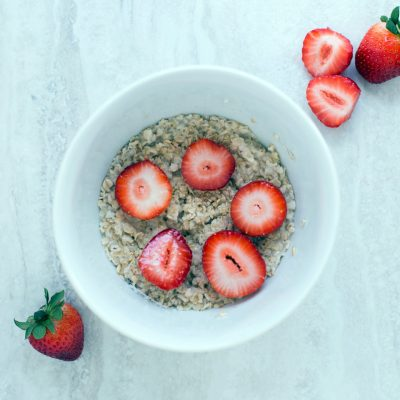 Image for Recipe: brown sugar, cinnamon & chia seed oatmeal