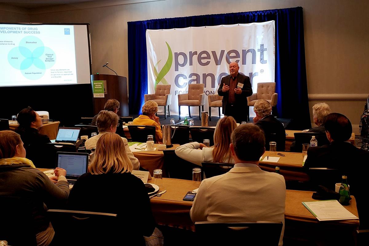 Prevent Cancer Foundation hosts 15th annual Quantitative Imaging Workshop