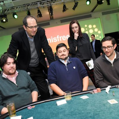 Image for Prevent Cancer Foundation® gets lucky at Bad Beat on Cancer Poker Tournament