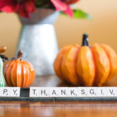 Image for 5 healthy Thanksgiving hacks