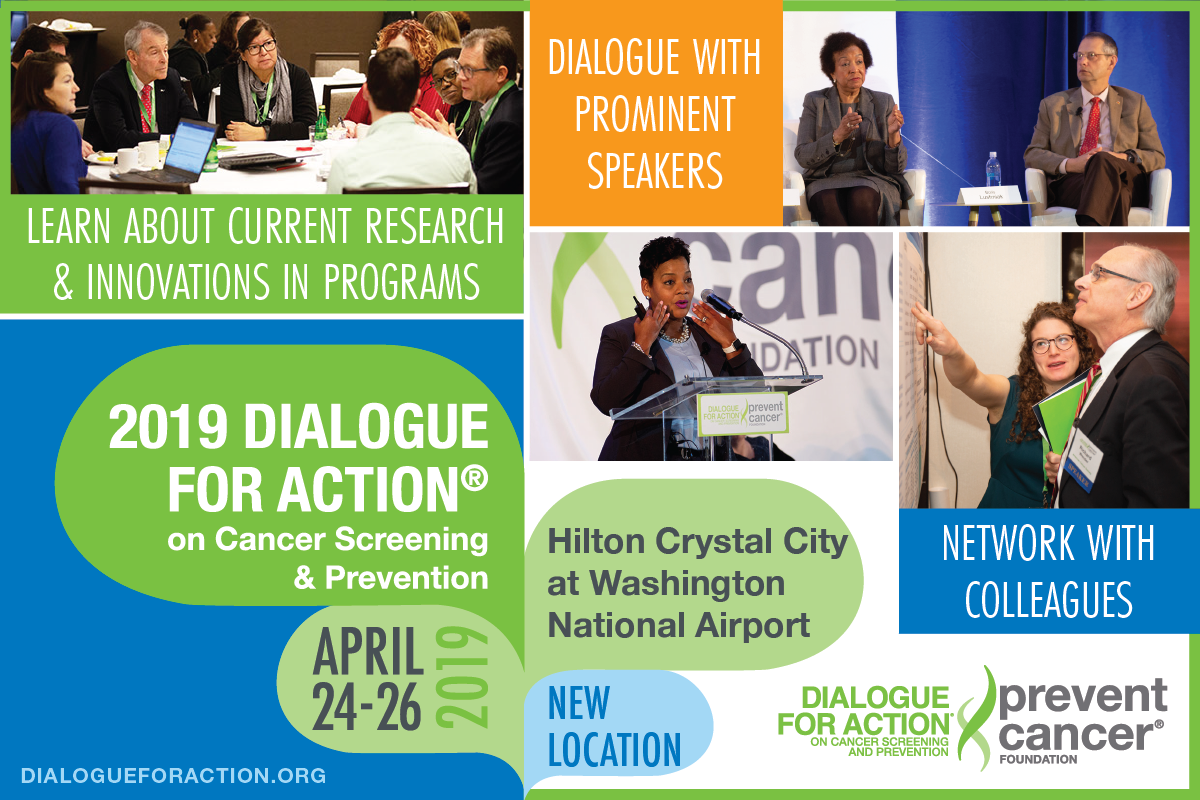 Dialogue For Action® on Cancer Screening and Prevention