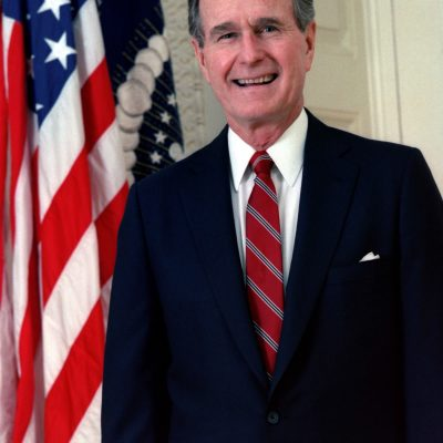 Image for The Prevent Cancer Foundation® mourns the loss of President George H.W. Bush