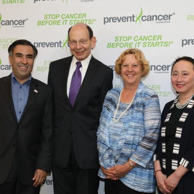Image for Leaders in cancer prevention honored by the Prevent Cancer Foundation®