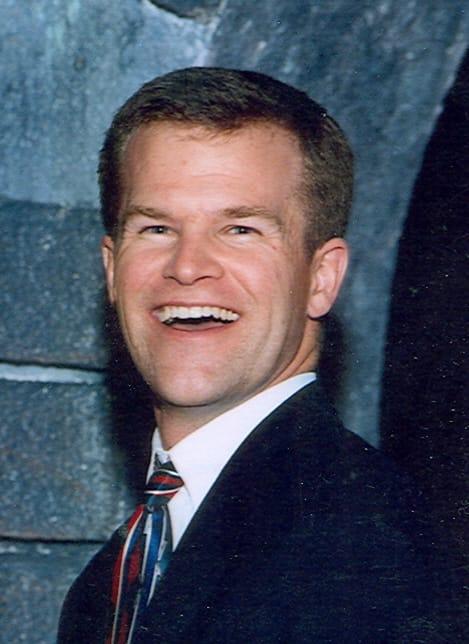 Catherine's father, Luke Osterhaus