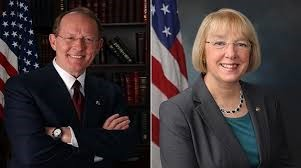Senators Lamar Alexander and Patty Murray