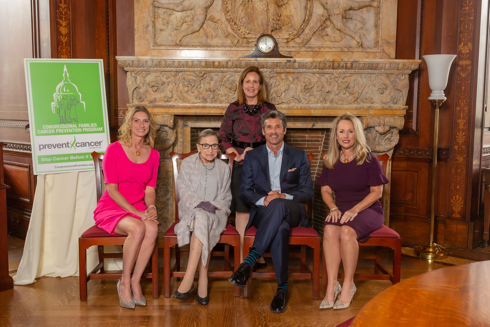 Action for Cancer Awareness Awards Luncheon 2019 - Congressional Families Cancer Prevention Program®