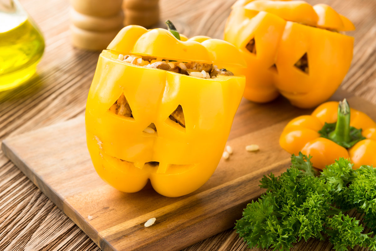 Celebrate Halloween with a healthy twist