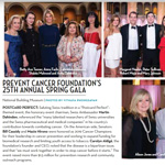 Prevent Cancer Foundation's 25th Annual Spring Gala