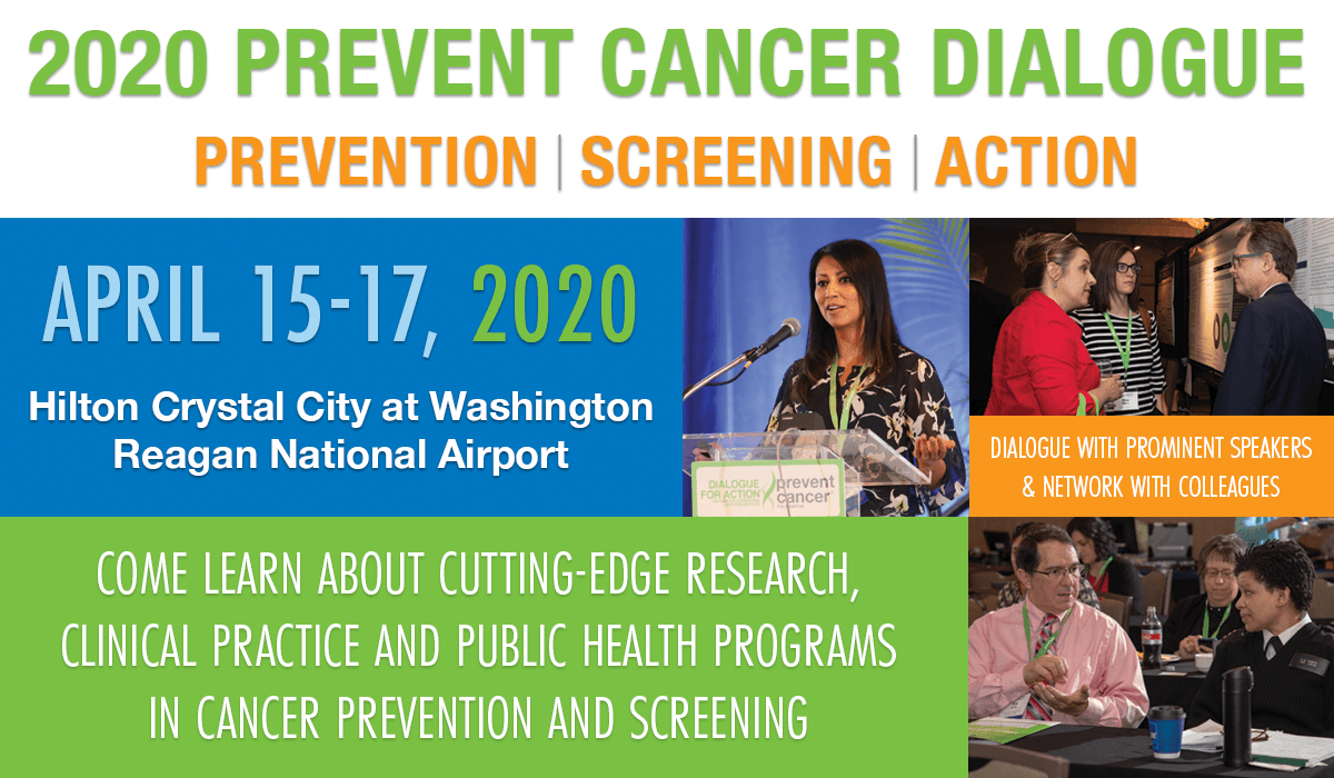 Prevent Cancer Dialogue