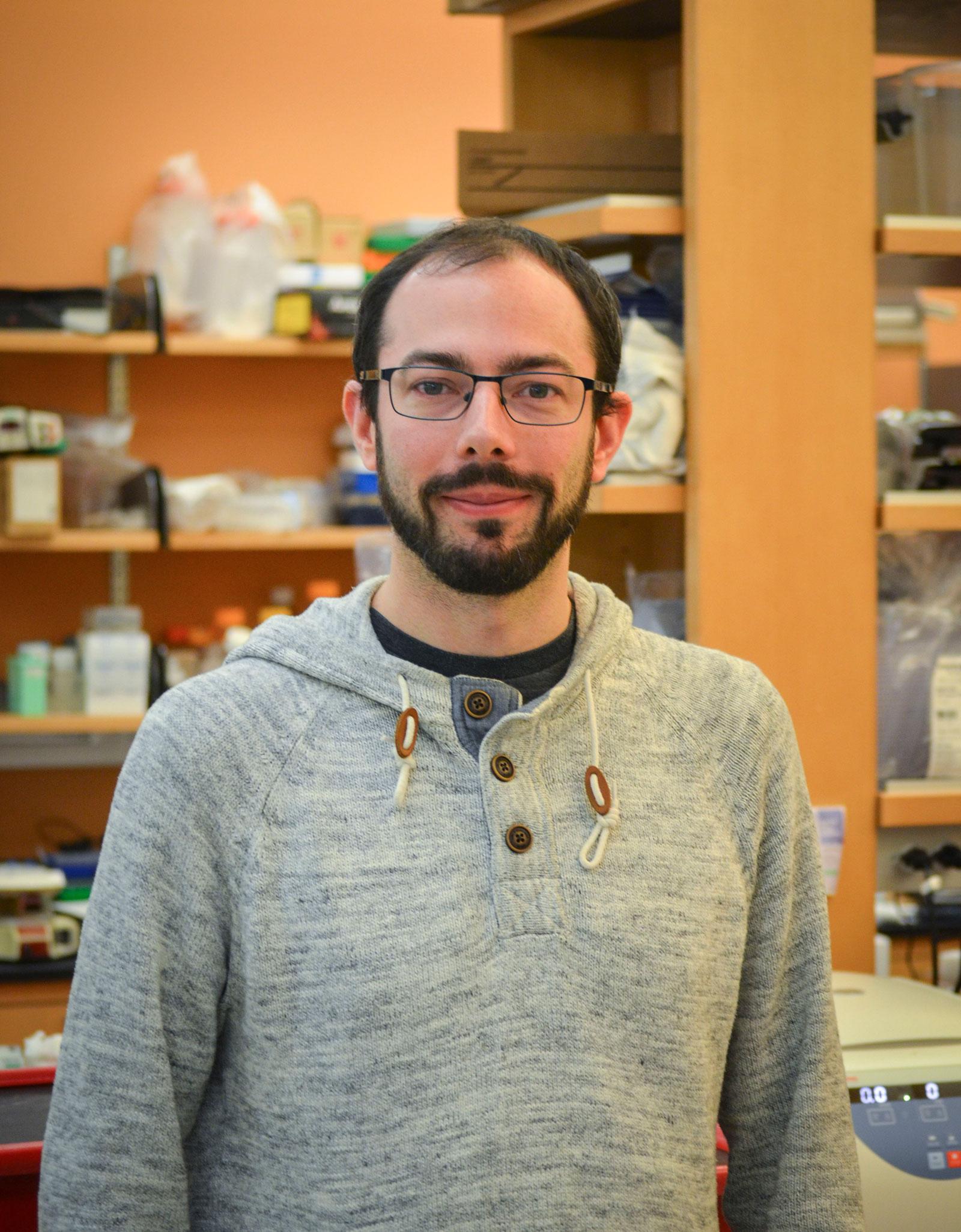 Adrien Grimont, Ph.D.