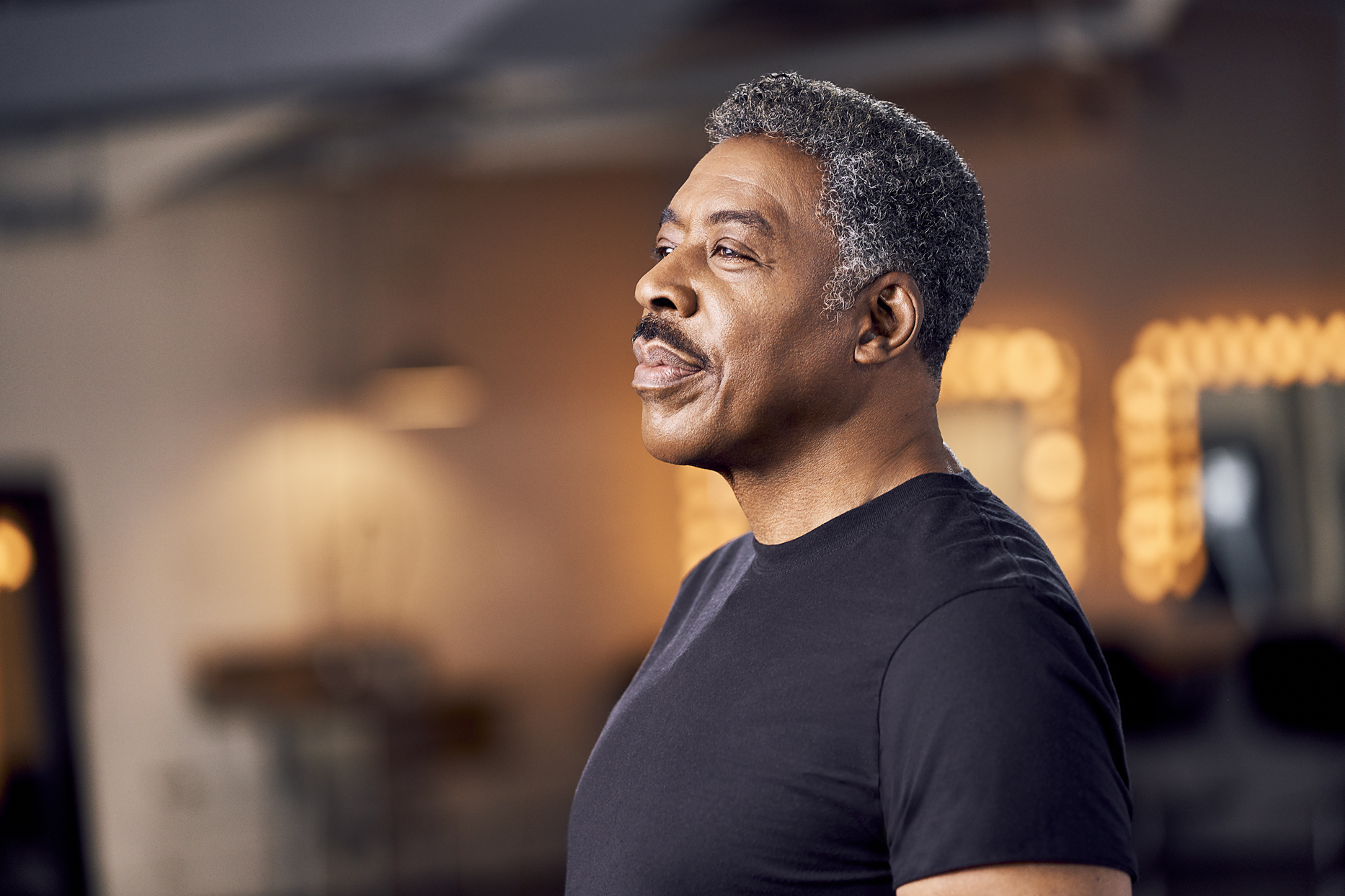 Ernie Hudson - Think About the Link